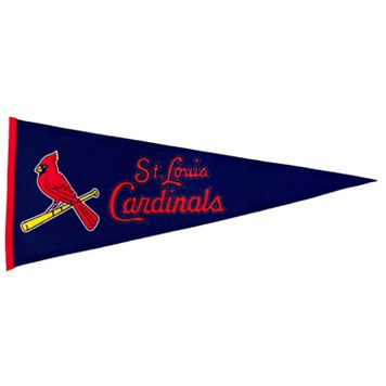 St. Louis Cardinals Traditions Pennant