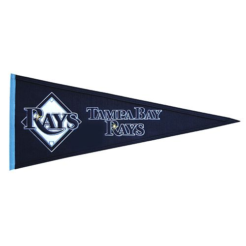 Tampa Bay Rays Traditions Pennant