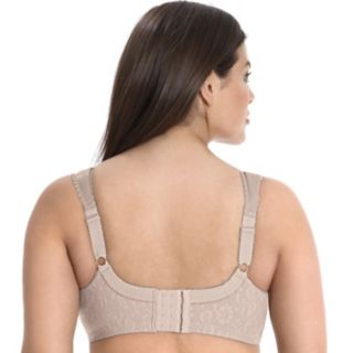 Playtex Bra: 18 Hour Ultimate Comfort Strap Full-Figure Wire-Free Bra 4693 - Women's