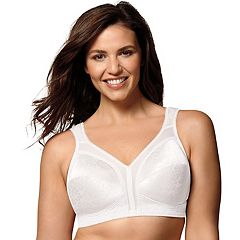 Playtex Bra: 18 Hour Original Comfort Strap Full-Figure Wire-Free Bra 4693 - Women's
