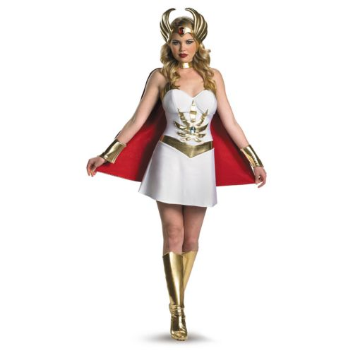 Masters of the Universe She-Ra Costume - Adult