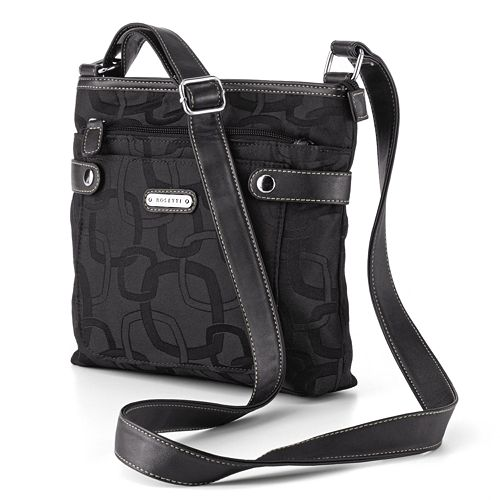 Rosetti Geometric Crossbody Bag