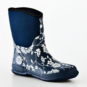 Western Chief Lani Flower Rain Boots - Women