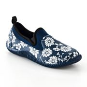 Western Chief Lani Flower Slip-On Shoes - Women