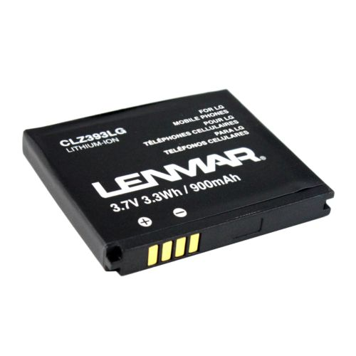 Lenmar CLZ393LG Lithium-Ion Cell Phone Replacement Battery