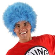 Dr. Seuss The Cat in the Hat Thing 1 and Thing 2 Wig - Adult