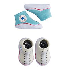 Baby Converse 2-pack Chuck Socks