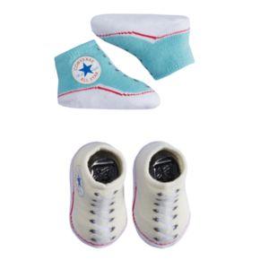 Baby Converse 2-pk. Sneaker Booties