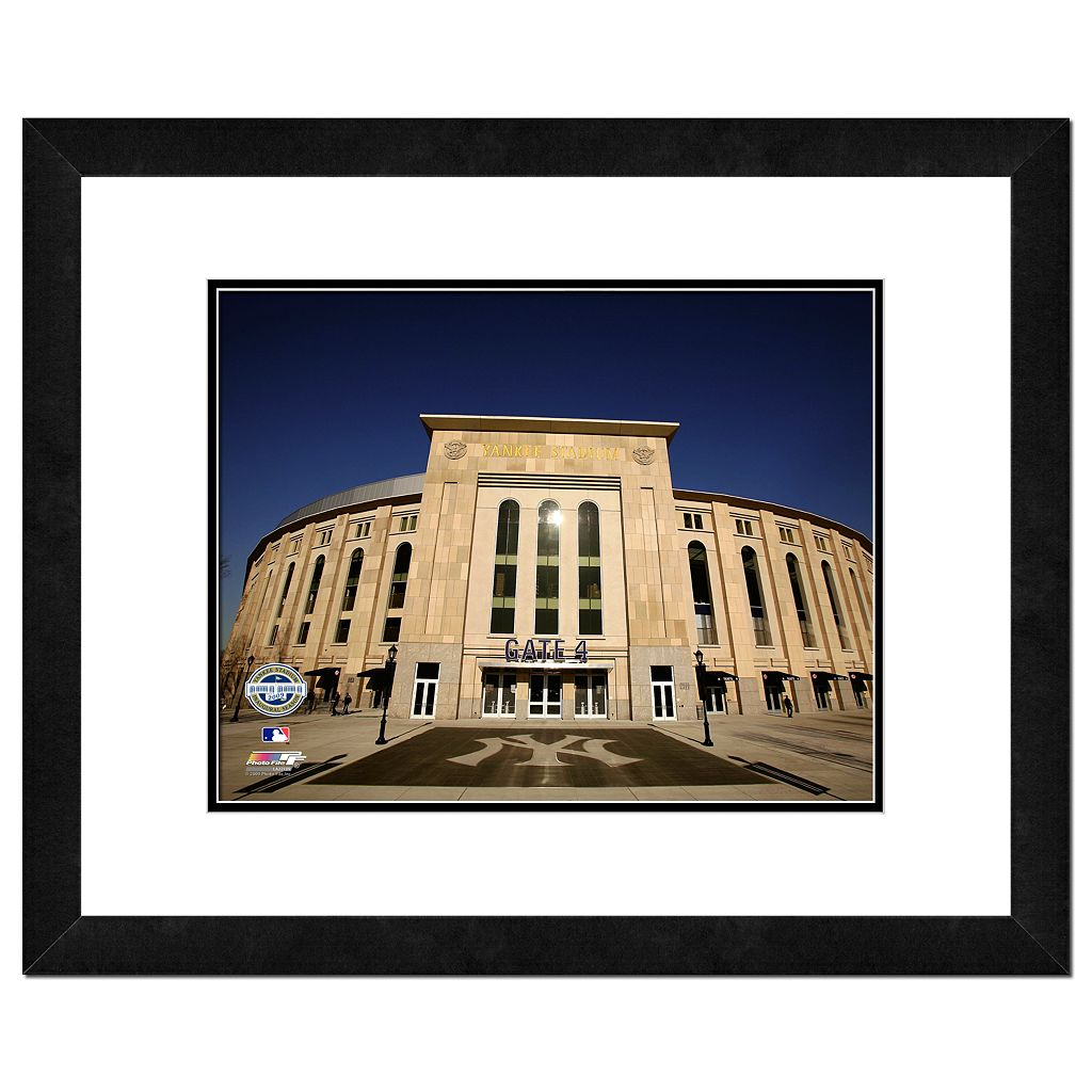 New Yankee Stadium Framed Wall Art