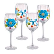 Laurie Gates Isabella 4-pc. Goblet Set