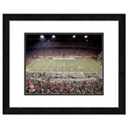 University of Miami Sun Life Stadium Framed Wall Art