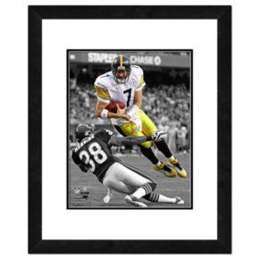 Ben Roethlisberger Framed Player Photo