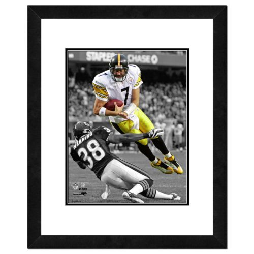 Ben Roethlisberger Framed Player Photo