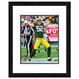 Clay Matthews Framed Player Photo