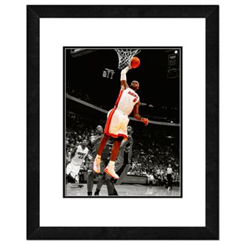 Lebron James Framed Player Photo