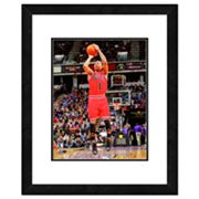 Derrick Rose Framed Player Photo