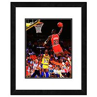 Michael Jordan Framed Player Photo