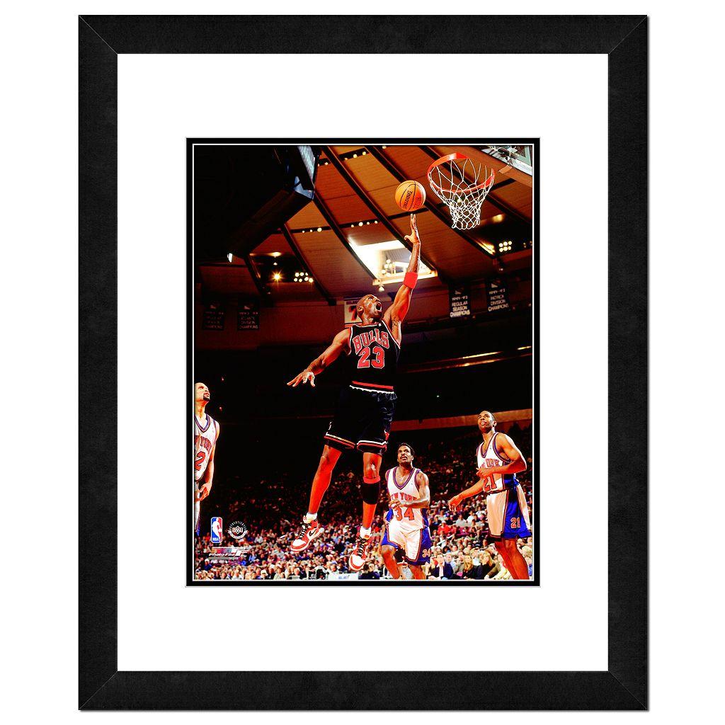 Michael Jordan Framed Player Photo