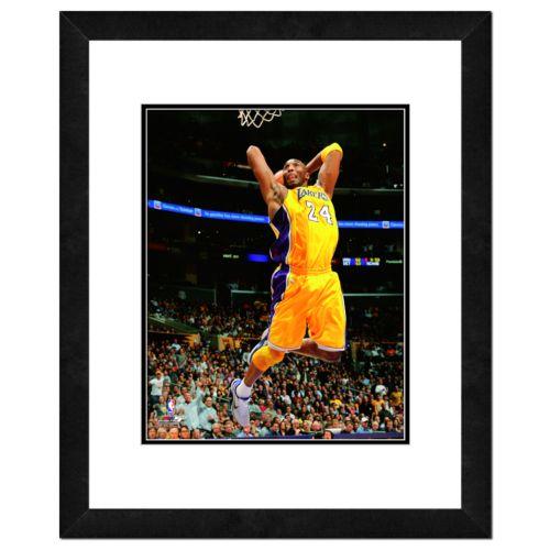 Kobe Bryant Framed Player Photo