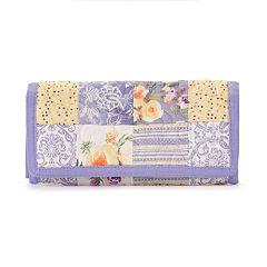 Donna Sharp Quilted Patchwork Wallet