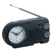 Analog Clock Radio