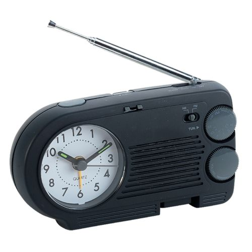 Analog Clock Radio
