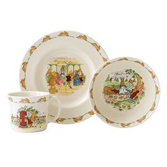 Royal Doulton Bunnykins Nurseryware 3 pc Dinnerware Set