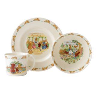 Royal Doulton Bunnykins Nurseryware 3-pc. Dinnerware Set