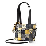 Donna Sharp Jenna Quilted Patchwork Tote