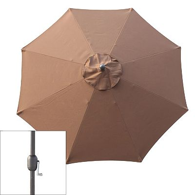 SONOMA outdoors Crank and Tilt Patio Umbrella