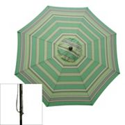 SONOMA outdoors Striped Market Patio Umbrella