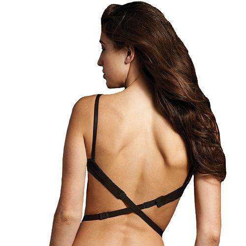 Maidenform Low-Back Bra Converter M4001 - Women's
