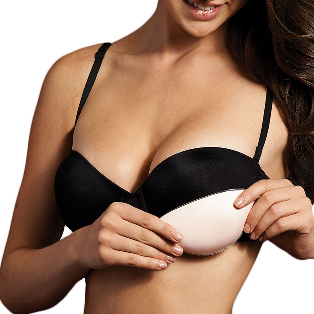 Maidenform Silicone Go Up A Cup Light As Air Push-Up Pads M5544 - Women's