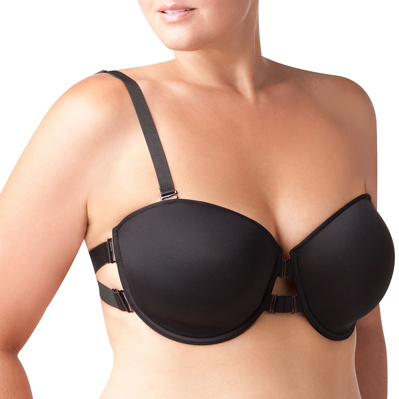 Just My Size Jms Plus Perfect Lift Womens Wirefree
