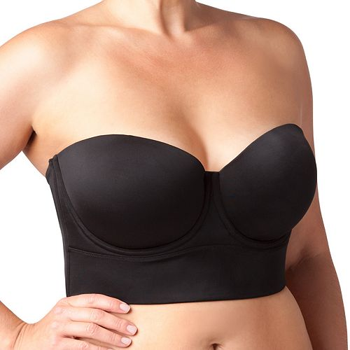 Maidenform Bra: Pure Genius Stay Up Strapless Convertible Balconette Bra K2328 - Women's