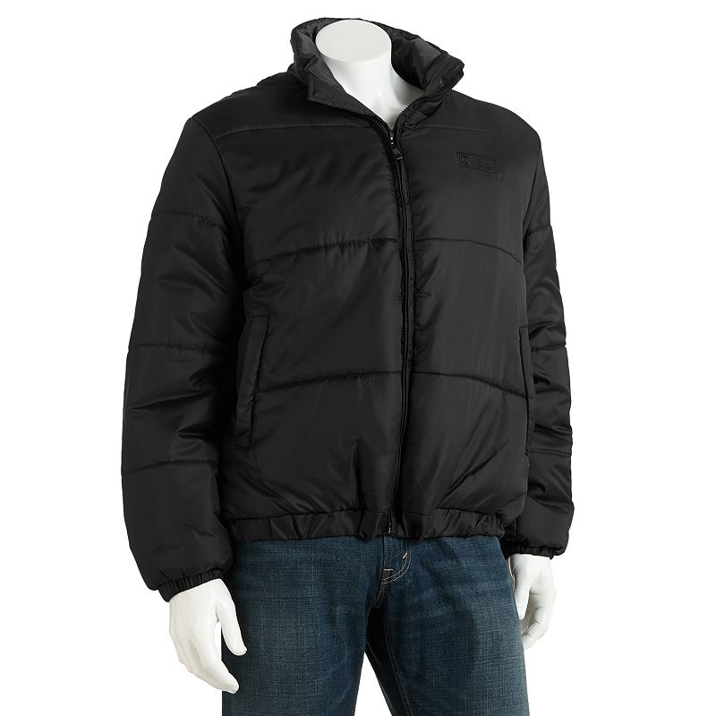 Men's Chaps Quilted Ski Jacket