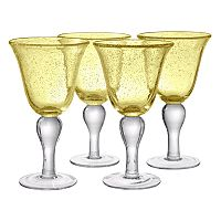Artland Iris 4-pc. Goblet Set
