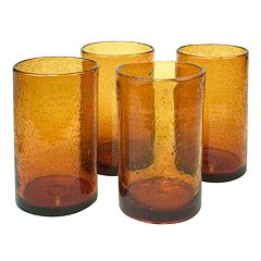 Artland Iris 4-pc. Highball Glass Set