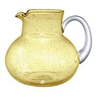 Artland Iris 90-oz. Glass Pitcher