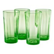 Artland Kassie 4-pc. Highball Glass Set