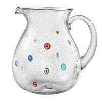 Artland Fiore 70-oz. Glass Pitcher