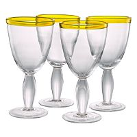 Artland Festival 4 pc Goblet Set