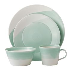 Royal Doulton 1815 4 pc Dinnerware Set