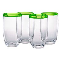 Artland Festival 4-pc. Highball Set
