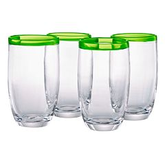Artland Festival 4 pc Highball Set