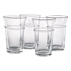 Artland Juniper 4 pc Highball Glass Set