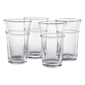 Artland Juniper 4-pc. Highball Glass Set