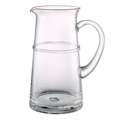 Artland Juniper 55-oz. Glass Pitcher