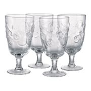 Artland Shells 4-pc. All-Purpose Glass Set