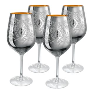 Artland Brocade 4-pc. Goblet Set